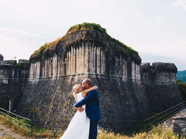 Il matrimonio di Alessandro e Chiara a Arcola, La Spezia 86