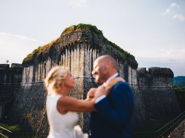 Il matrimonio di Alessandro e Chiara a Arcola, La Spezia 87