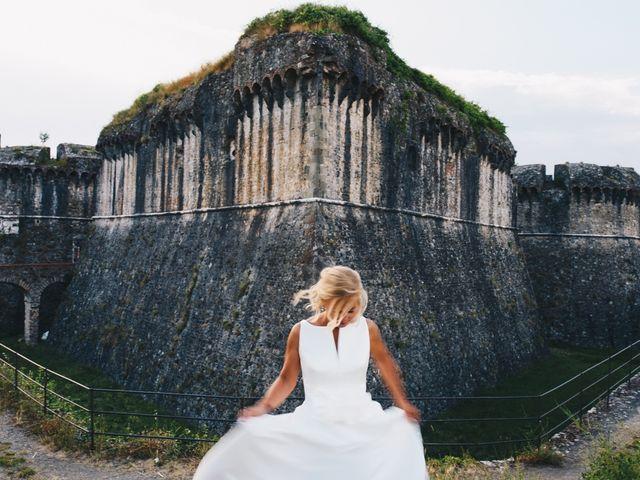 Il matrimonio di Alessandro e Chiara a Arcola, La Spezia 89