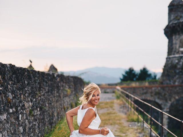 Il matrimonio di Alessandro e Chiara a Arcola, La Spezia 1