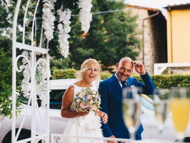 Il matrimonio di Alessandro e Chiara a Arcola, La Spezia 100