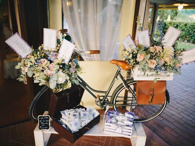 Il matrimonio di Alessandro e Chiara a Arcola, La Spezia 114