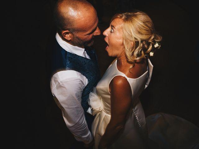 Il matrimonio di Alessandro e Chiara a Arcola, La Spezia 132