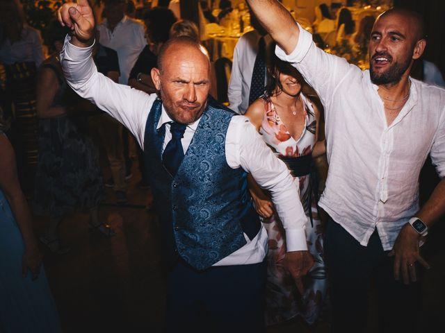 Il matrimonio di Alessandro e Chiara a Arcola, La Spezia 134