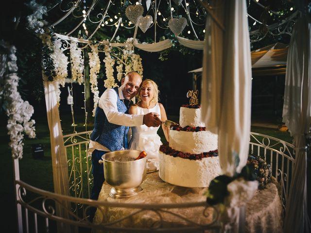 Il matrimonio di Alessandro e Chiara a Arcola, La Spezia 142
