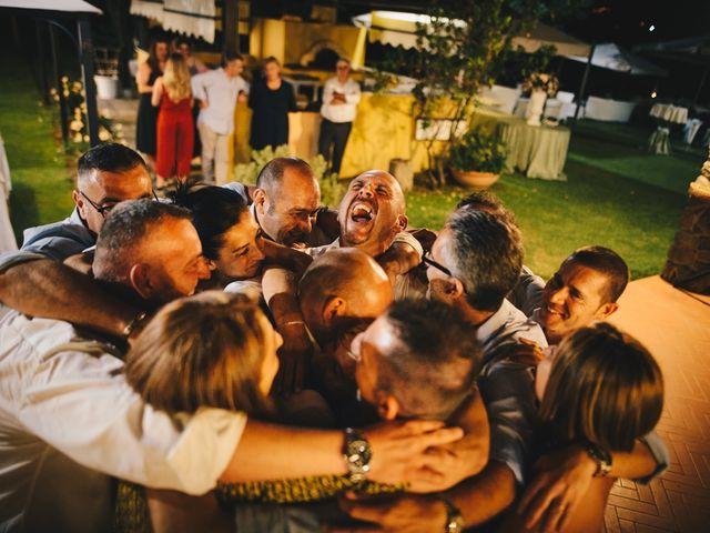 Il matrimonio di Alessandro e Chiara a Arcola, La Spezia 151