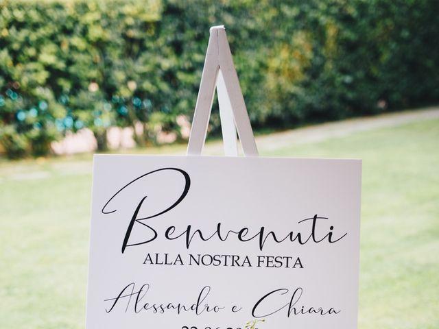 Il matrimonio di Alessandro e Chiara a Arcola, La Spezia 98
