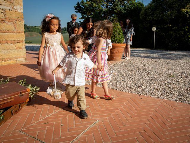 Il matrimonio di John e Kirthana a Pisa, Pisa 13