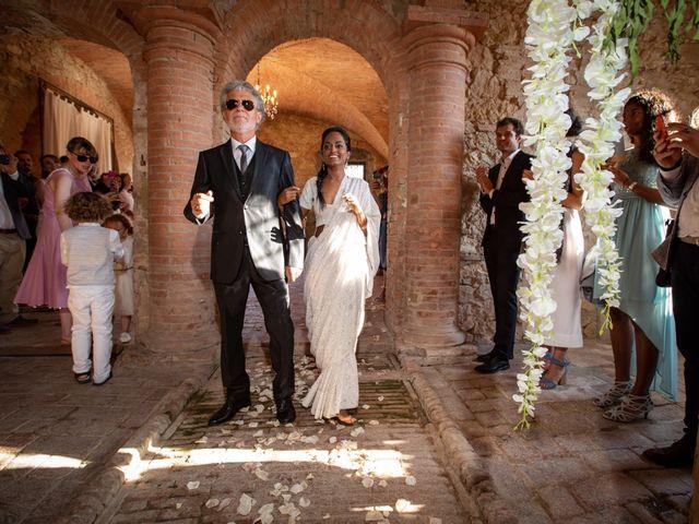 Il matrimonio di John e Kirthana a Pisa, Pisa 16