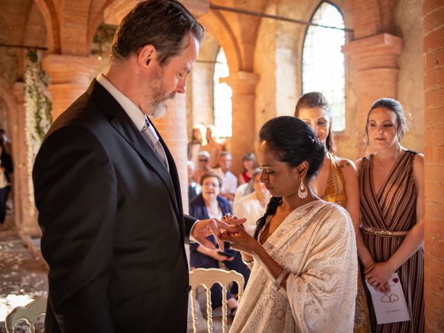 Il matrimonio di John e Kirthana a Pisa, Pisa 19