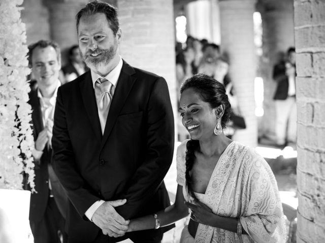 Il matrimonio di John e Kirthana a Pisa, Pisa 20