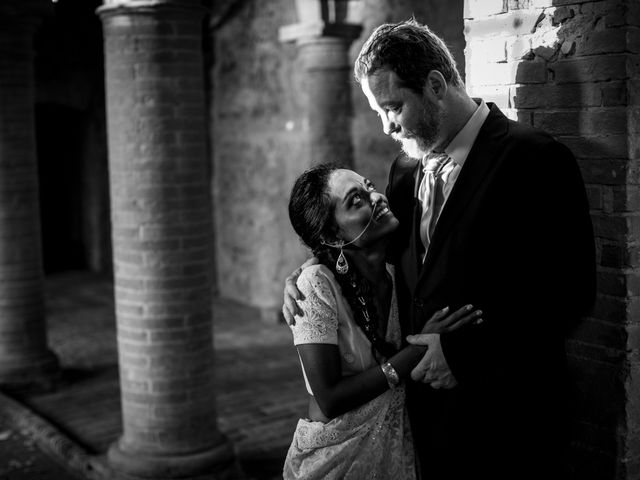 Il matrimonio di John e Kirthana a Pisa, Pisa 25