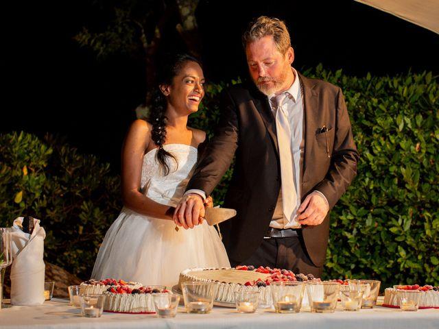Il matrimonio di John e Kirthana a Pisa, Pisa 32
