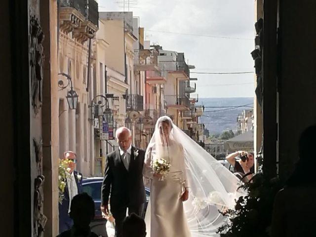 Il matrimonio di Massimo e Valentina a Floridia, Siracusa 10