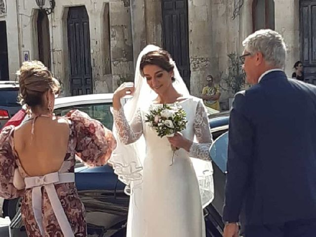 Il matrimonio di Massimo e Valentina a Floridia, Siracusa 11