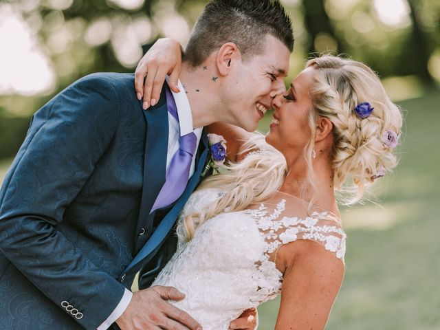 Le nozze di Marika e Daniele
