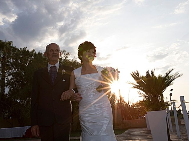 Il matrimonio di Daniele e Barbara a Francavilla al Mare, Chieti 12
