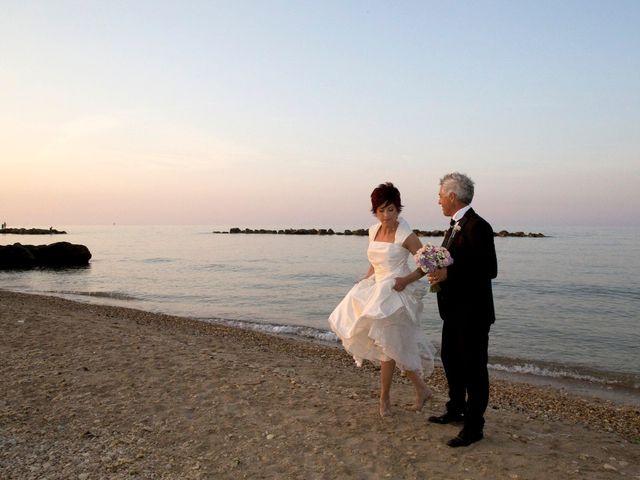Il matrimonio di Daniele e Barbara a Francavilla al Mare, Chieti 24