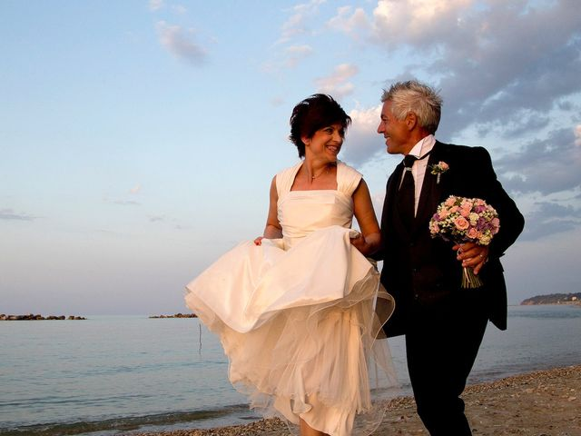 Il matrimonio di Daniele e Barbara a Francavilla al Mare, Chieti 35