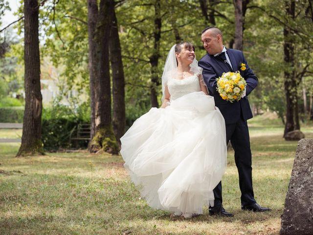 Le nozze di Lucilla e Giuseppe