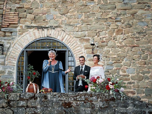 Il matrimonio di Giuseppe  e Ivana  a Castiglione del Lago, Perugia 4