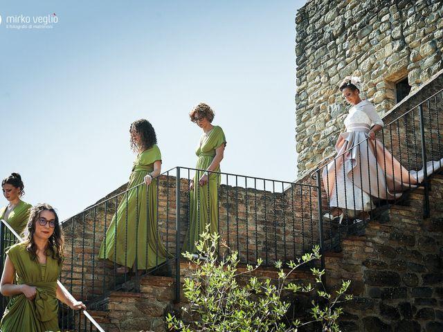 Il matrimonio di Giuseppe  e Ivana  a Castiglione del Lago, Perugia 5