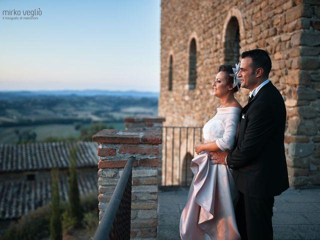 Il matrimonio di Giuseppe  e Ivana  a Castiglione del Lago, Perugia 7
