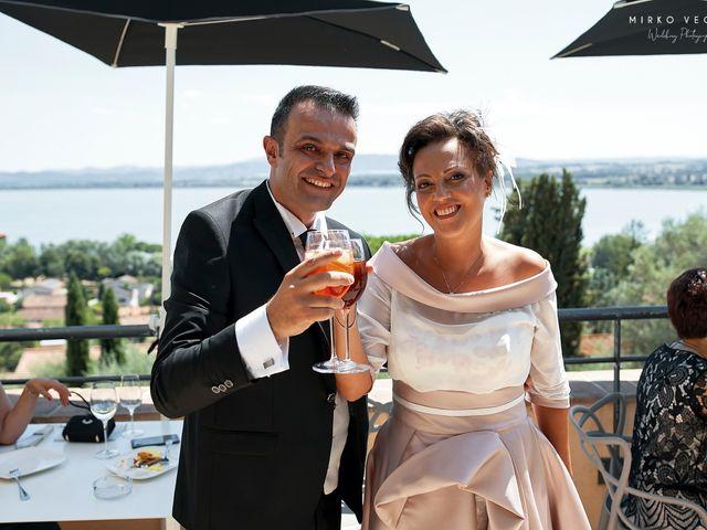 Il matrimonio di Giuseppe  e Ivana  a Castiglione del Lago, Perugia 9