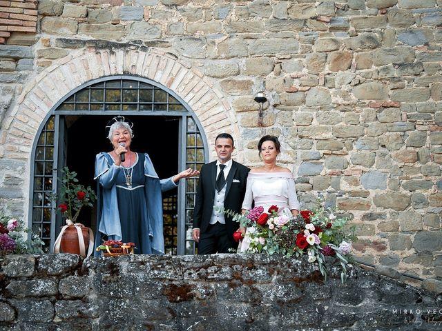 Il matrimonio di Giuseppe  e Ivana  a Castiglione del Lago, Perugia 15