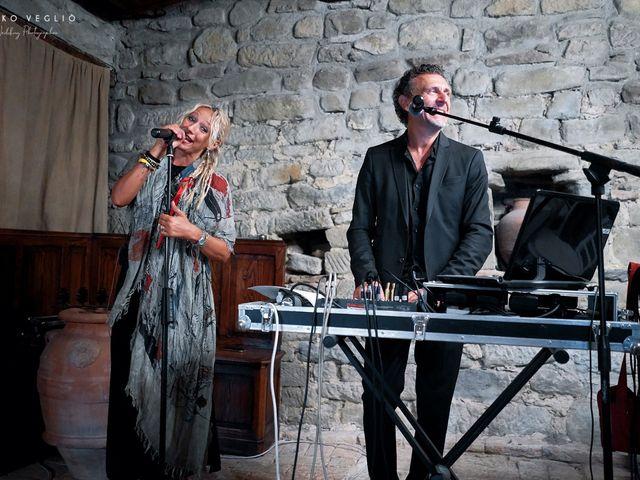 Il matrimonio di Giuseppe  e Ivana  a Castiglione del Lago, Perugia 16