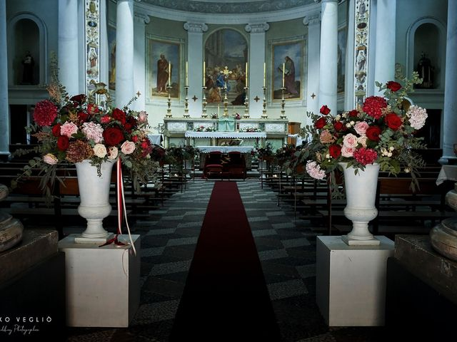 Il matrimonio di Giuseppe  e Ivana  a Castiglione del Lago, Perugia 19