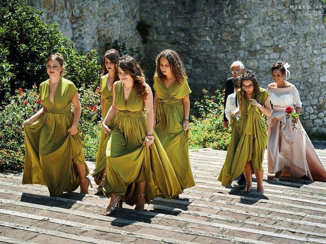 Il matrimonio di Giuseppe  e Ivana  a Castiglione del Lago, Perugia 21