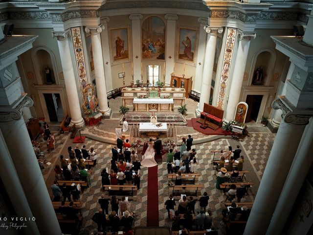 Il matrimonio di Giuseppe  e Ivana  a Castiglione del Lago, Perugia 22