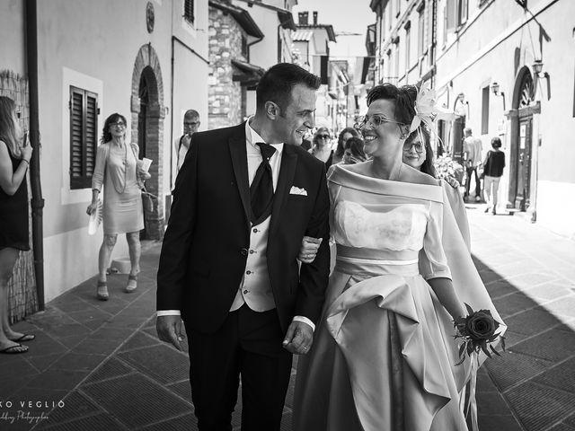 Il matrimonio di Giuseppe  e Ivana  a Castiglione del Lago, Perugia 24
