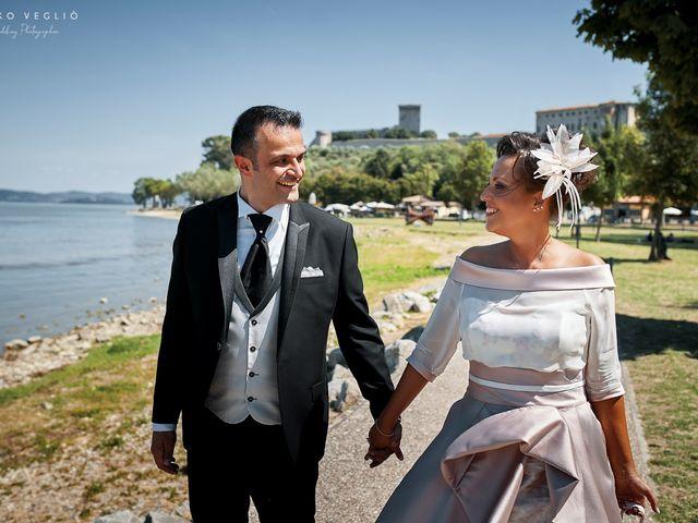 Il matrimonio di Giuseppe  e Ivana  a Castiglione del Lago, Perugia 25