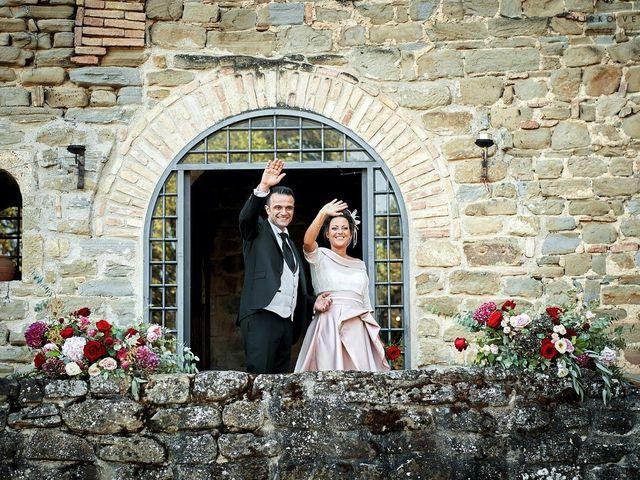 Il matrimonio di Giuseppe  e Ivana  a Castiglione del Lago, Perugia 26