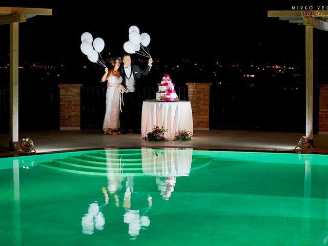 Il matrimonio di Giuseppe  e Ivana  a Castiglione del Lago, Perugia 43