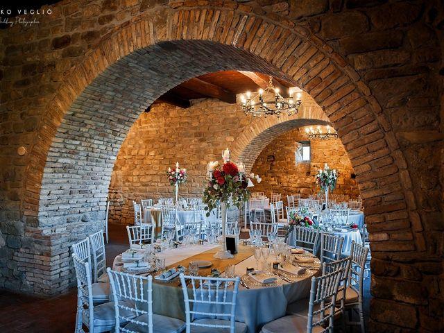Il matrimonio di Giuseppe  e Ivana  a Castiglione del Lago, Perugia 45