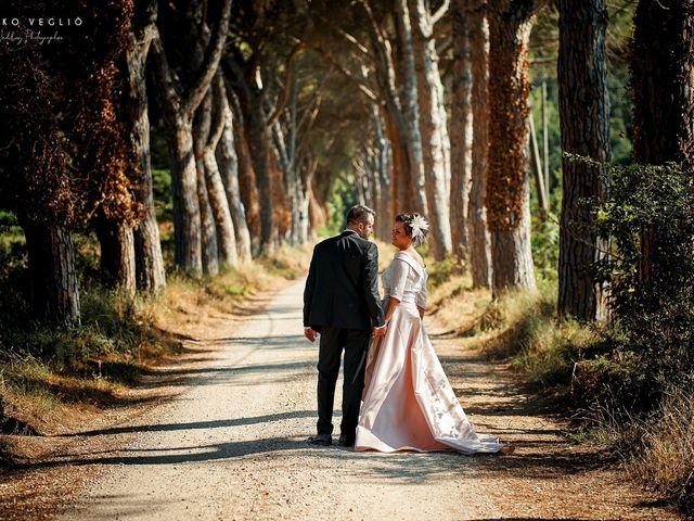 Il matrimonio di Giuseppe  e Ivana  a Castiglione del Lago, Perugia 47