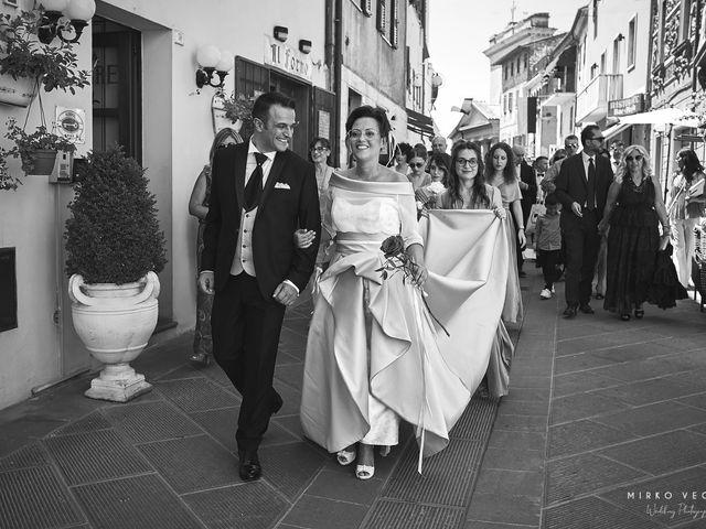 Il matrimonio di Giuseppe  e Ivana  a Castiglione del Lago, Perugia 49