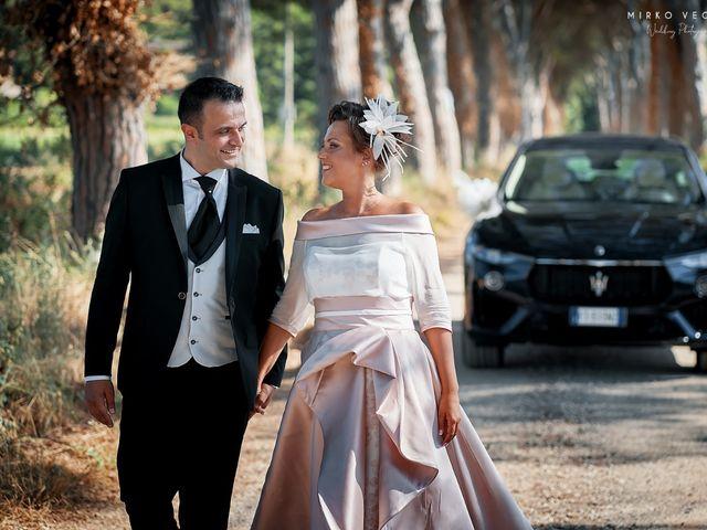 Il matrimonio di Giuseppe  e Ivana  a Castiglione del Lago, Perugia 60