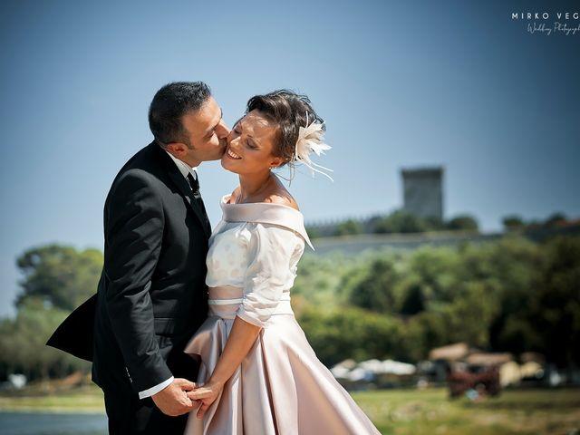 Il matrimonio di Giuseppe  e Ivana  a Castiglione del Lago, Perugia 61
