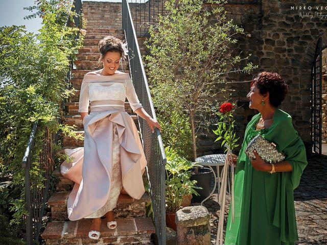 Il matrimonio di Giuseppe  e Ivana  a Castiglione del Lago, Perugia 78
