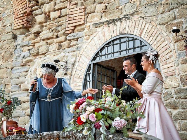 Il matrimonio di Giuseppe  e Ivana  a Castiglione del Lago, Perugia 79