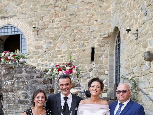 Il matrimonio di Giuseppe  e Ivana  a Castiglione del Lago, Perugia 88