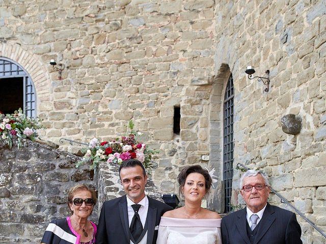 Il matrimonio di Giuseppe  e Ivana  a Castiglione del Lago, Perugia 89