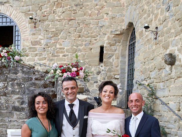 Il matrimonio di Giuseppe  e Ivana  a Castiglione del Lago, Perugia 90
