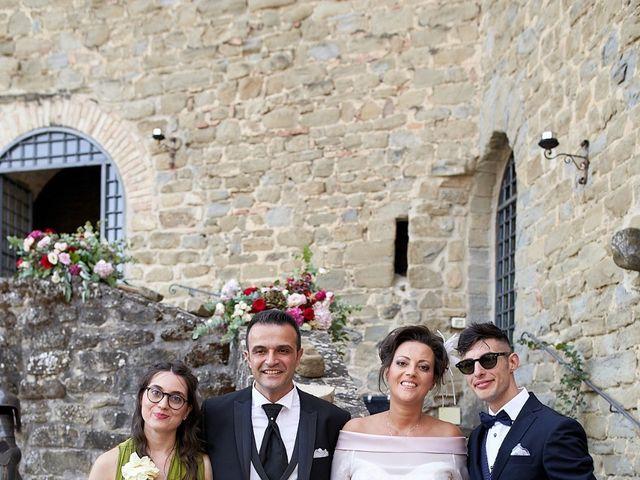 Il matrimonio di Giuseppe  e Ivana  a Castiglione del Lago, Perugia 91