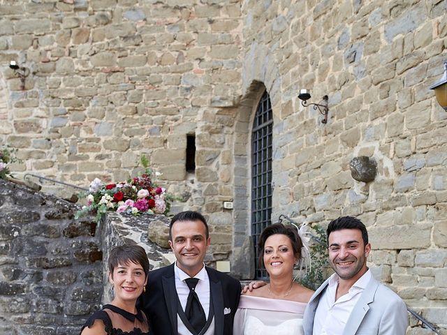 Il matrimonio di Giuseppe  e Ivana  a Castiglione del Lago, Perugia 92