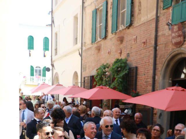 Il matrimonio di Giuseppe  e Ivana  a Castiglione del Lago, Perugia 93